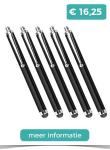 stylus pennen voordeel aanbieding