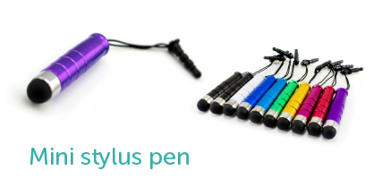 Mini stylus pen iPhone en smartphone